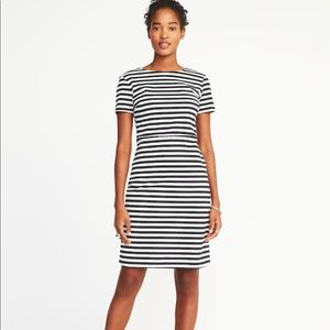 💫 3 for 30 💫 Classic Chic Striped Sheath D…